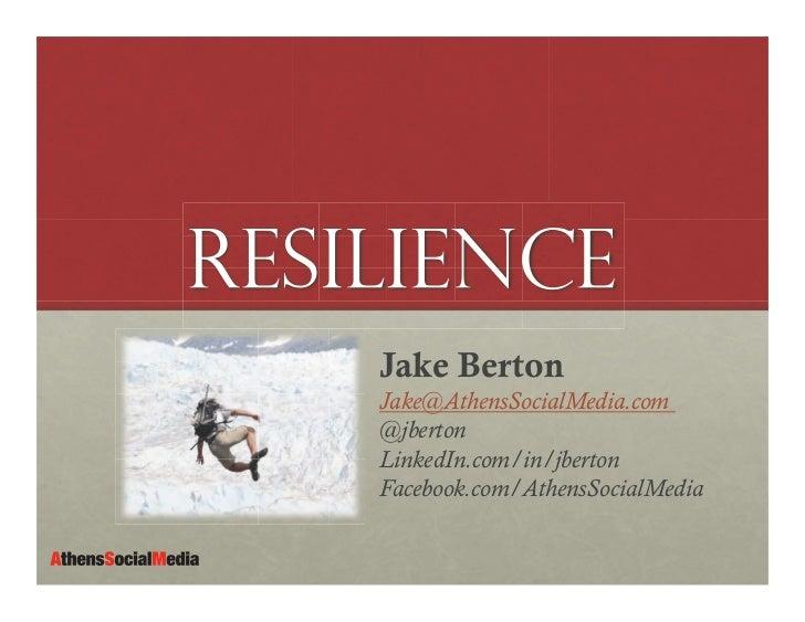 Jake BertonJake@AthensSocialMedia.com@jbertonLinkedIn.com/in/jbertonFacebook.com/AthensSocialMedia
