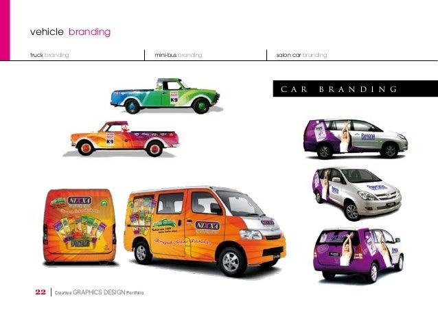 Vehicle Branding Ideas Portfolio Vehicle Branding