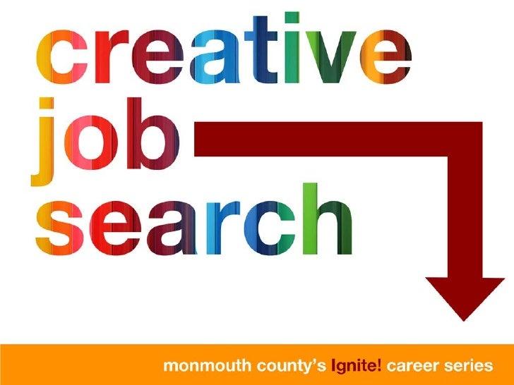 Creative Job Search Strategies