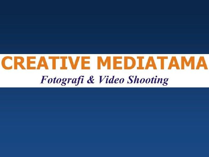Fotografi & Video Shooting                       Standard                       Broadcast