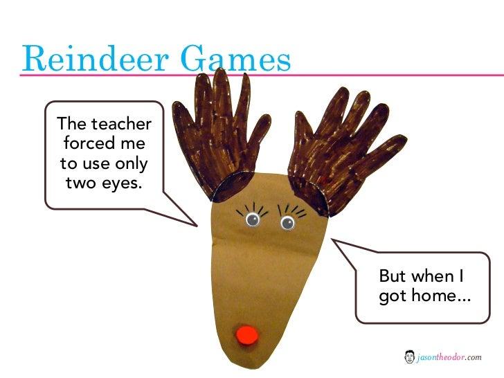reindeer games keep me - photo #15
