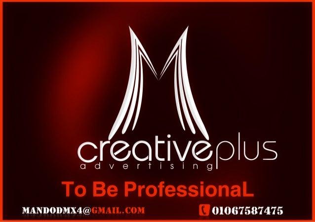 Creative plus price list