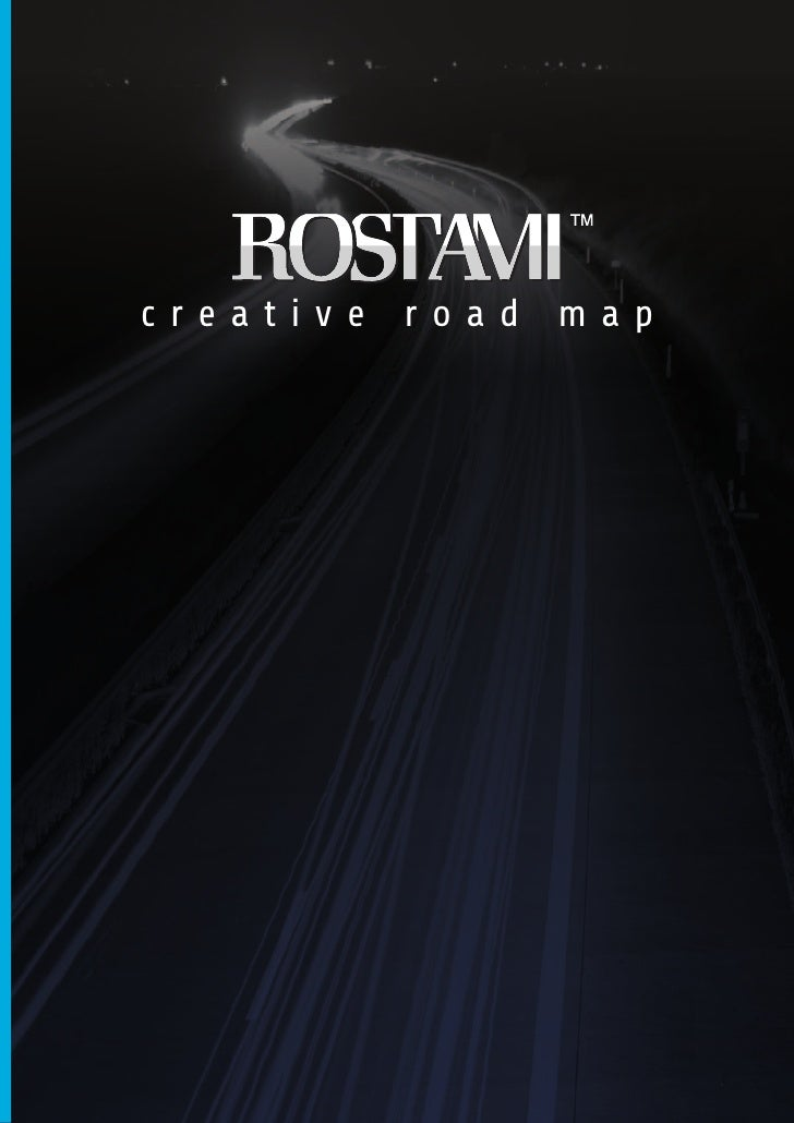 creative road map