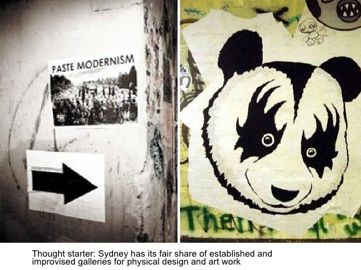 Creative Social Sydney: Space