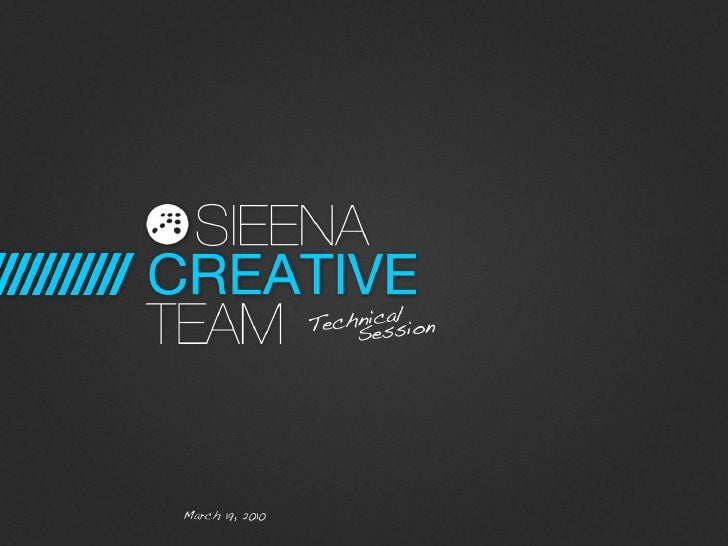 Creative Design by Sieena - www.sieena.com