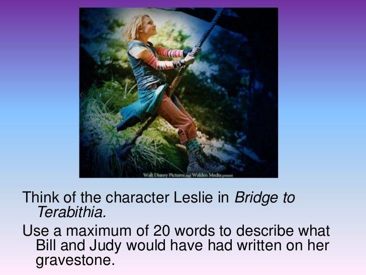 Character creative writing