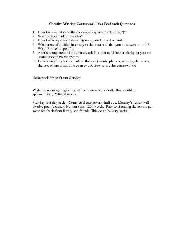 original writing autobiography coursework