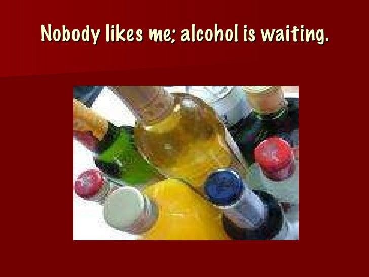 Creative Writing + alcohol?