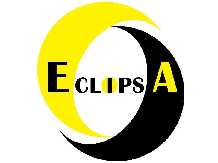 EclipsA es una empresa de publicidad…                … joven y entusiasta.                 … organizada.             … com...