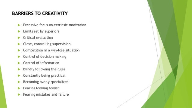 essay on creativity and innovation in teaching Innovation and creativity are two words heard frequently in higher education today how can we encourage innovation and creativity in ourselves and our students.