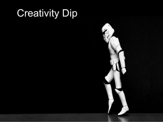 Creativity dip breakfast