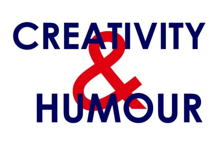 Creativity & humor