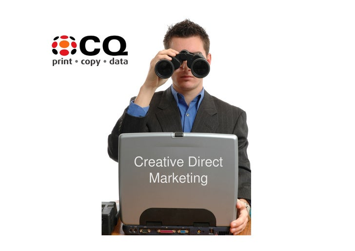 CQ - Creativity In Direct Marketing