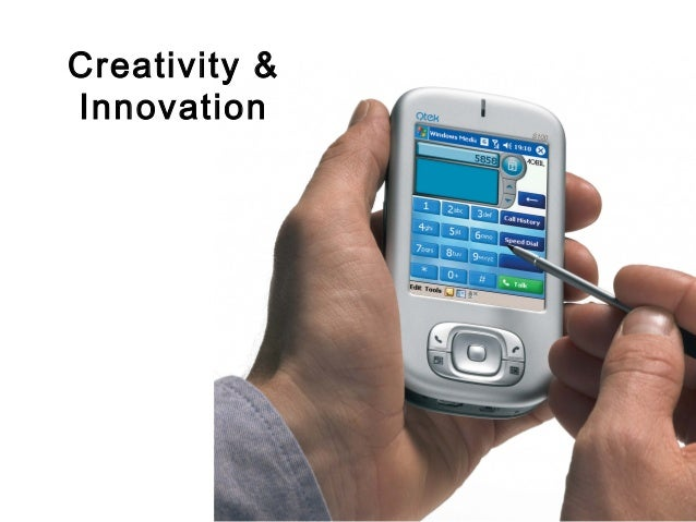 Creativity & Innovation - Technique - TEDO