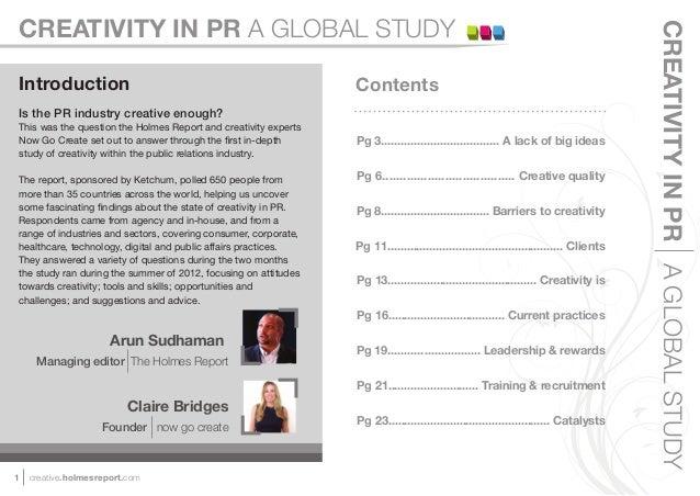 public relations case study