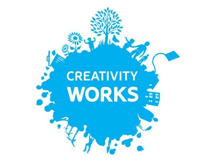 Creativity Works: it really doesCreativity is vital to the process of change and growth. It isfundamental to being alive a...