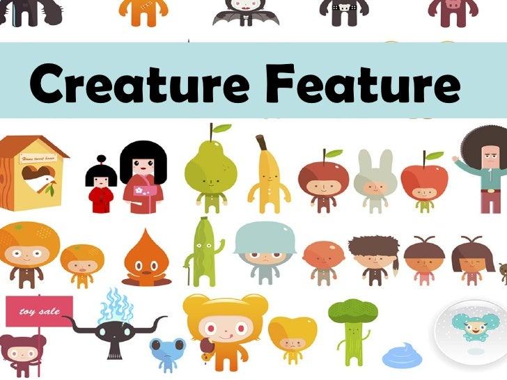 Creature Feature: Poem in 2 Voices