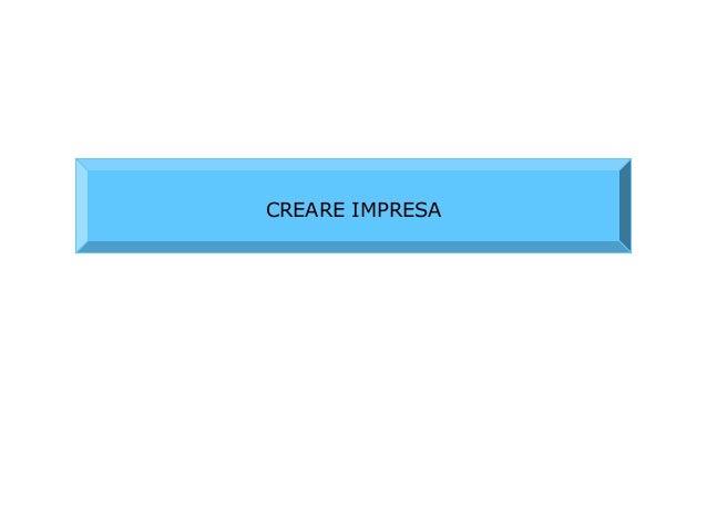 CREARE IMPRESA