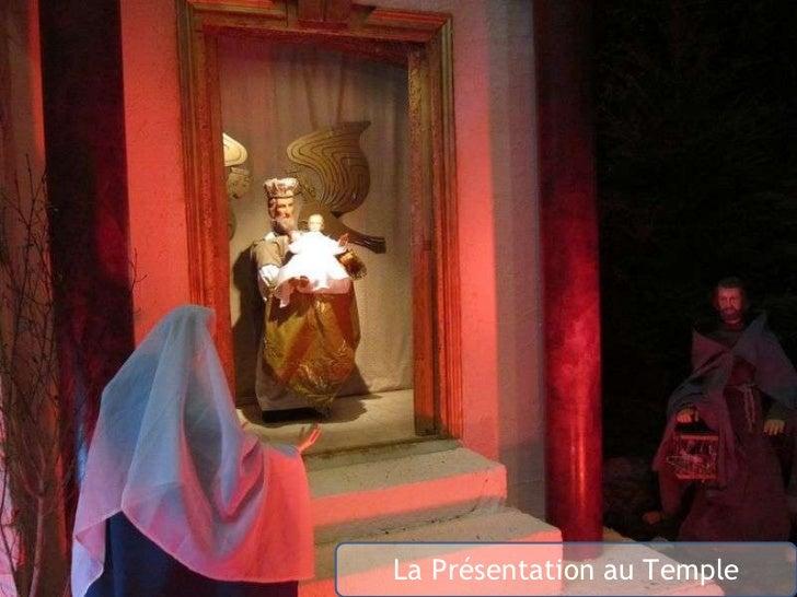 <ul>La Présentation au Temple </ul>