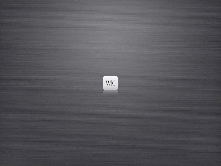 Slide One    We don't want to be your advertising agency.  We don't want our role to end at artworks.  Or sit back after t...
