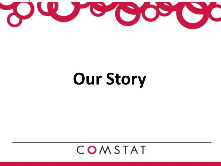 Comstat - About Us