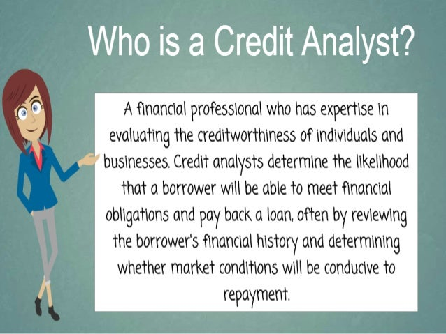 Credit Analyst Interview Questions