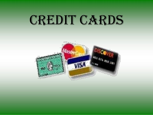 the convenience of credit cards essay