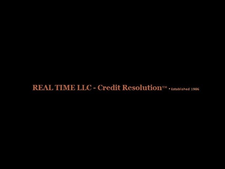 Credit Resolution - Judgment & Commercial Debt Collection Agency