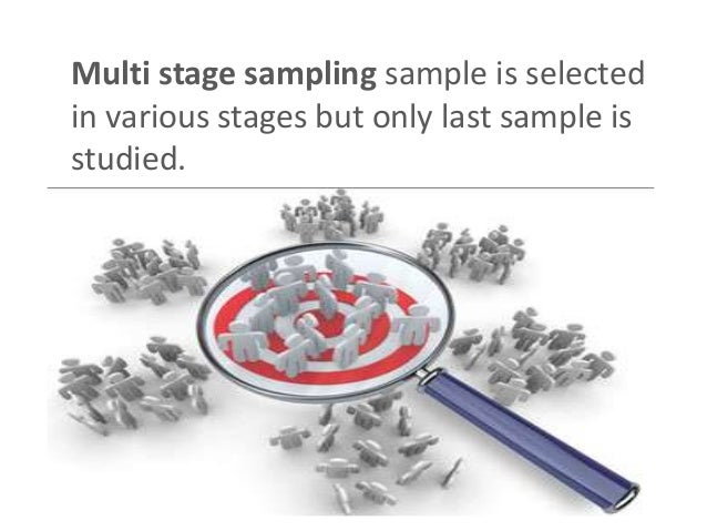 techniques of sampling in research