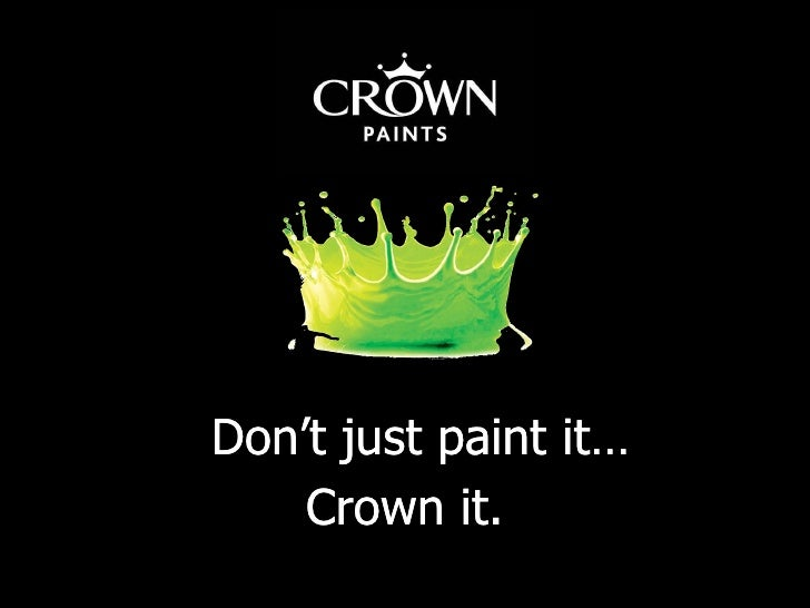 Crown Paints Opening Doors Event - Introduction