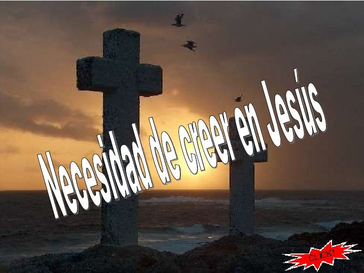 Creer En  JesúS1
