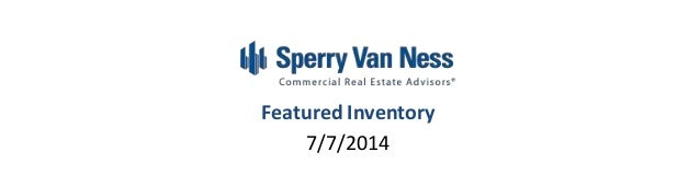 Featured Inventory 7/7/2014
