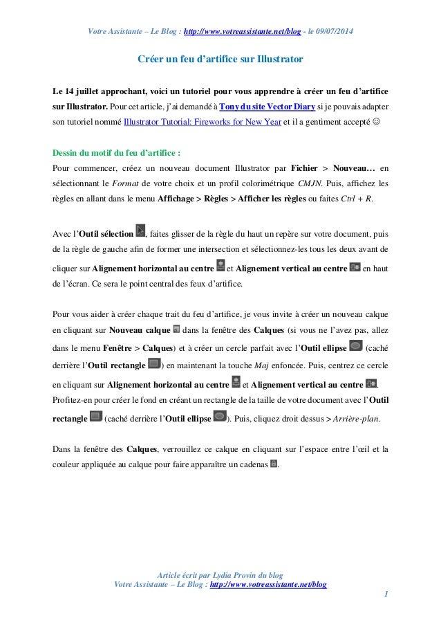 Votre Assistante – Le Blog : http://www.votreassistante.net/blog - le 09/07/2014 Article écrit par Lydia Provin du blog Vo...
