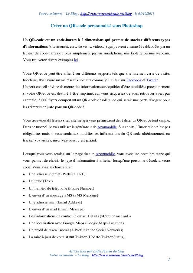 Votre Assistante – Le Blog : http://www.votreassistante.net/blog - le 08/10/2013 Article écrit par Lydia Provin du blog Vo...