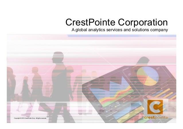 CrestPointe Corp Overview