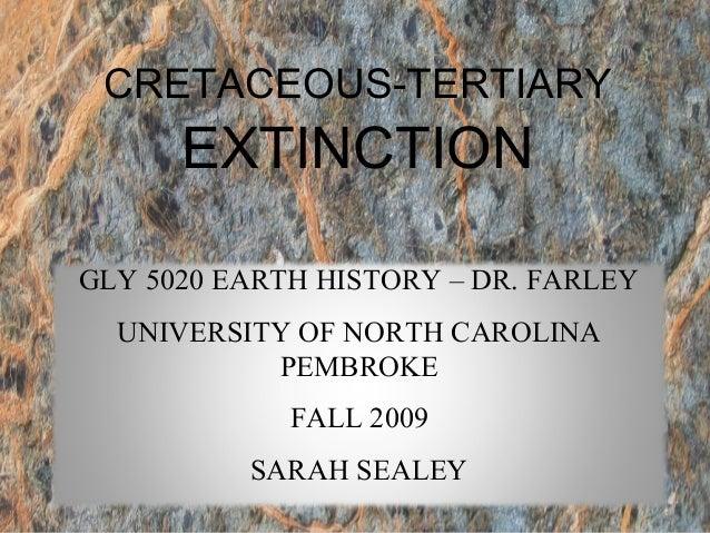 K/T Extinction