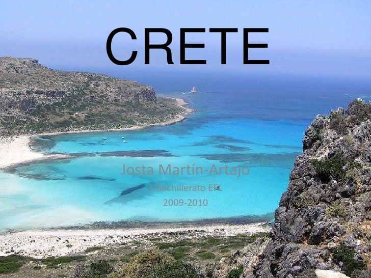 Crete by Josta