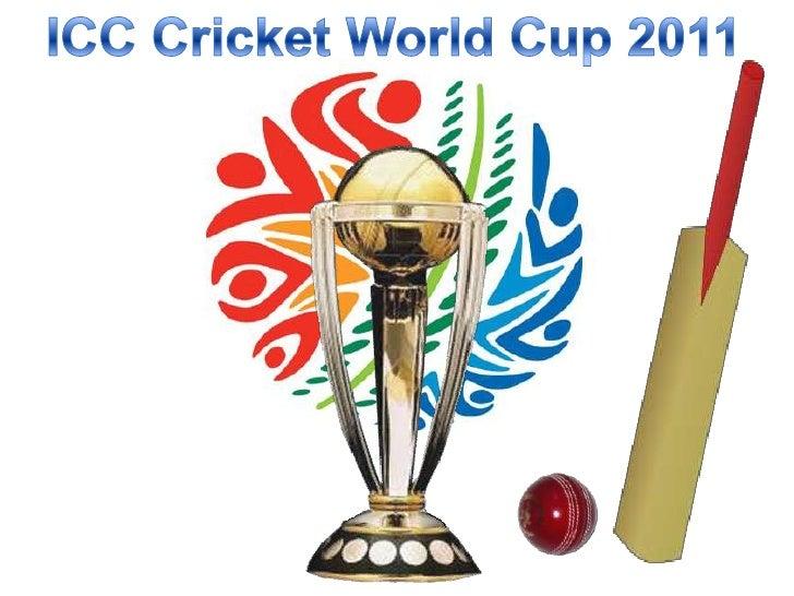 ICC Cricket World Cup 2011<br />