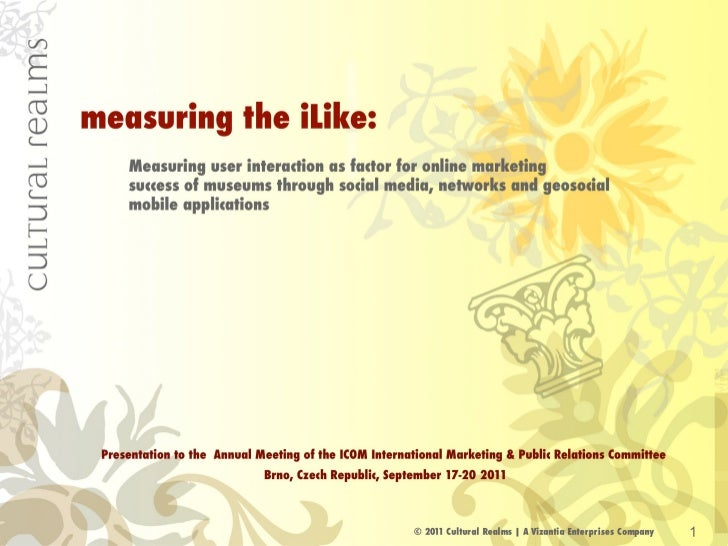 Measuring the iLike