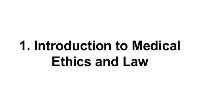 I need your opionion about medical ethics!?