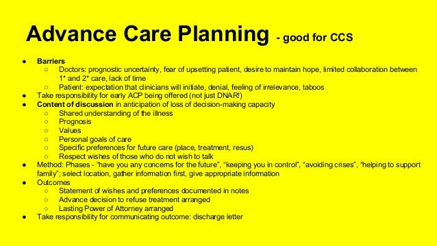 palliative care care plan template - palliative care for medical finals