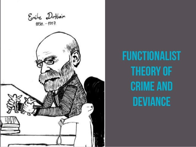 exploring the psychological explanations for crime and deviance It is well known that high rates of crime and deviance can persist in specific neighborhoods despite repeated, complete turnovers in the composition of their.