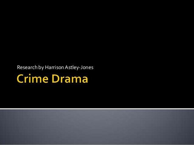 Crime drama  123