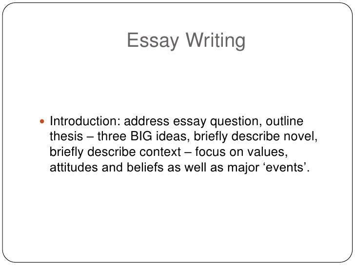 descriptive essay boyfriend