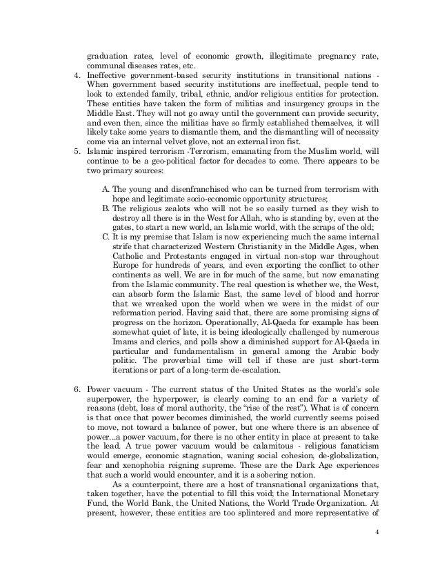 graduate admission essay format
