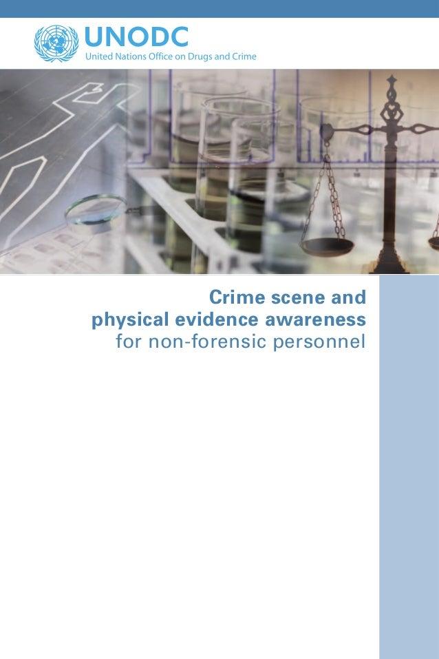 Crime scene awareness__ebook