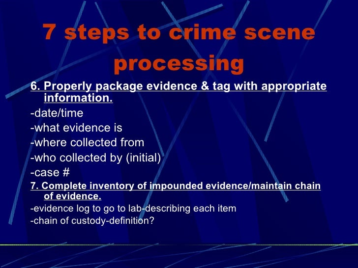 descriptive essay crime scene Crime scene investigation essays and research papers crime scene investigation research paper: crime scene investigation (first draft) if a murder, a homicide and or.
