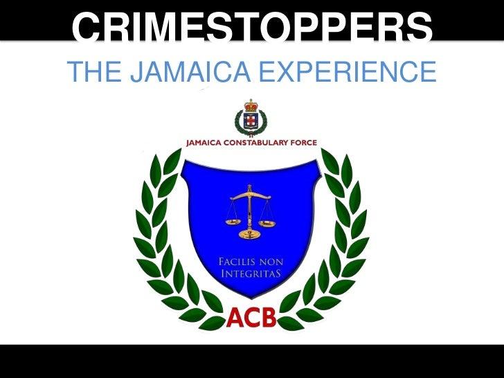1-800-CORRUPT Justin Felice ACP-JCF Crime Stoppers International Conference Presentation 2011