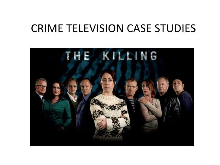 Crime television case studies 9