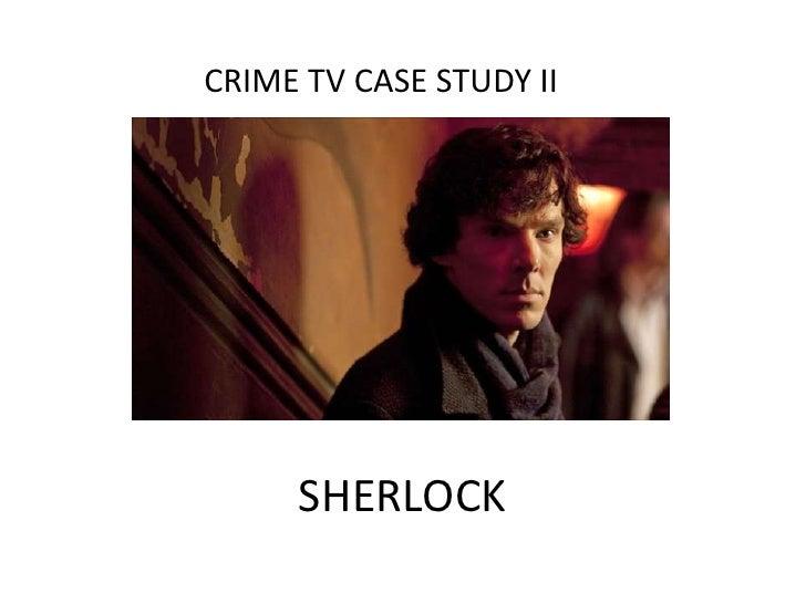 Crime television case study 2